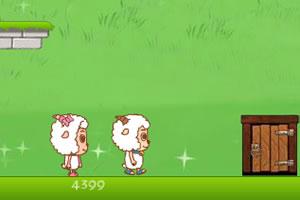 喜羊羊闯狼堡