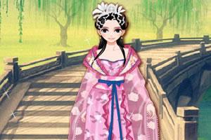 美丽的大唐公主