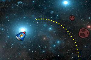 太空火箭灭陨石
