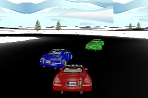 3D跑车竞速赛