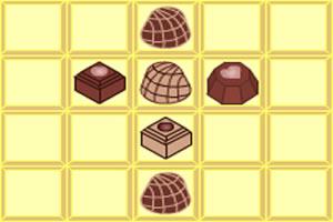 巧克力跳棋