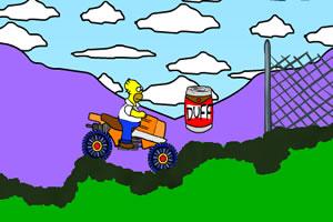 辛普森骑摩托2