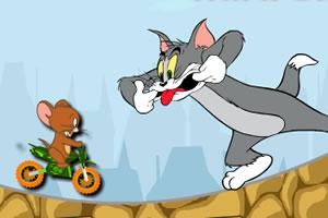 猫和老鼠迷你摩托车