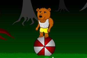 小熊平衡球