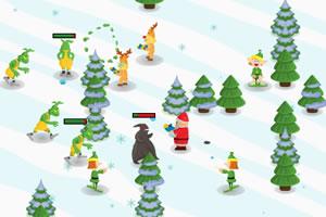 圣诞老人防御无敌版