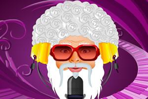 圣诞老人DJ