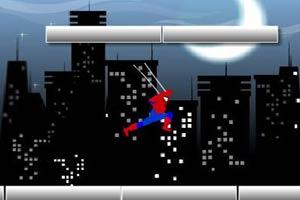 蜘蛛人城市攀越