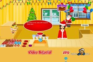 圣诞糕饼屋2