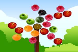 花園水果泡泡龍