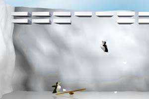 企鵝打磚塊