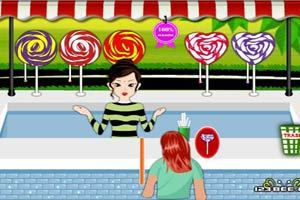 棒棒糖小店