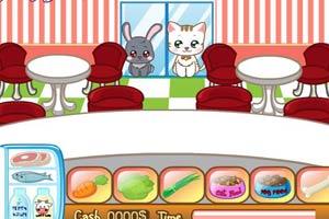 宠物小餐厅
