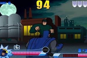 蝙蝠侠街头除暴