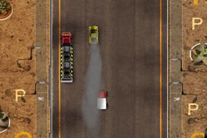 沙漠吉普车
