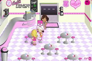 粉红女孩茶餐厅