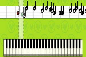 國慶鋼琴打字