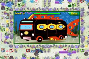 海绵宝宝海底探险