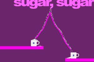 劃線接糖中文版