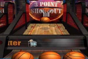 街头投篮机