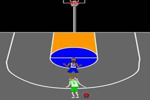 双人篮球赛