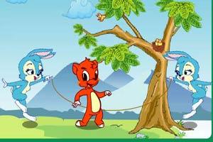 虹猫蓝兔大家一起跳