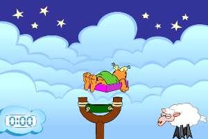 加菲猫的美梦