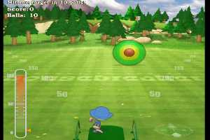 经典高尔夫练习