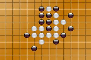 易趣五子棋