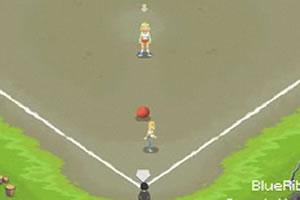 足垒球大战