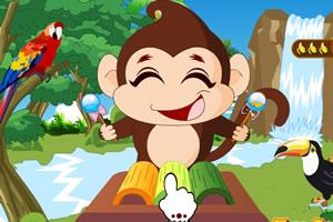 小猴音乐家