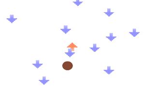 收集红色箭头2