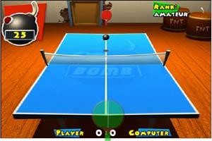 炸弹乒乓球