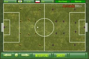 国队足球赛
