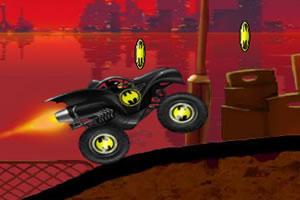 蝙蝠侠越野车无敌版