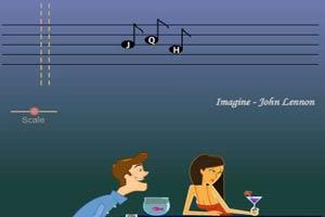 鋼琴追女仔