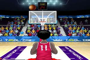 NBA罚球
