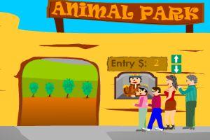 管理動物園