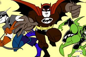 蝙蝠俠和羅賓