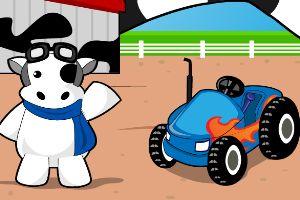 拖拉机比赛