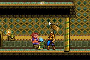 海盜闖黃金宮