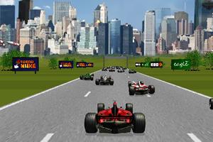 F1赛车挑战赛