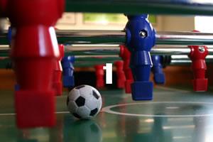 足球场景拼图