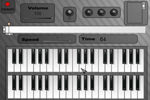 錄制鋼琴創作