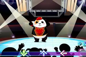 熊貓也跳舞