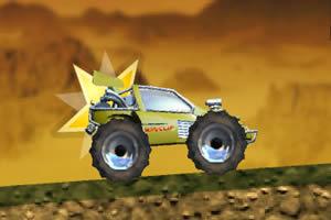 沙丘小车无敌版