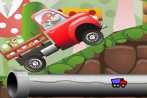 超級瑪麗卡車冒險