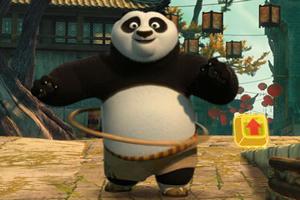 功夫熊貓2之呼啦圈