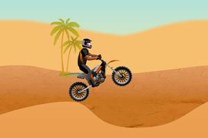 荒漠摩托賽手