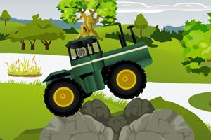 拖拉機挑戰