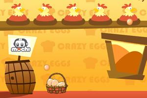 籃子接雞蛋